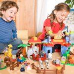 hoạt động dành cho trẻ từ 1,5 đến 3 tuổi