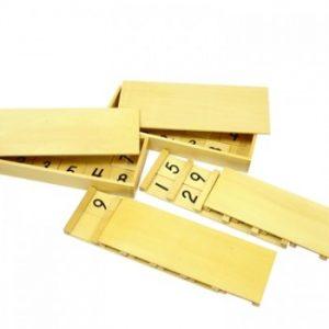 giáo cụ toán học Montessori - bảng hàng chục - http://thientainhi.com/danh-muc-giao-cu-toan-hoc-montessori/