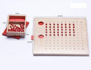 bảng phép nhân - http://thientainhi.com/danh-muc-giao-cu-toan-hoc-montessori/