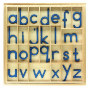 giáo cụ ngôn ngữ Montessori - bộ chữ thường - http://thientainhi.com/danh-muc-giao-cu-ngon-ngu-montessori/