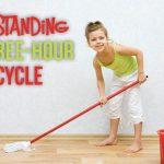 chu trình làm việc 3 giờ (three hour work cycle montessori)