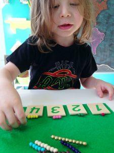 chuỗi hạt montessori maths beads