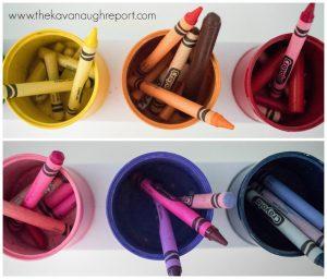 Nhận biết màu sắc Montessori