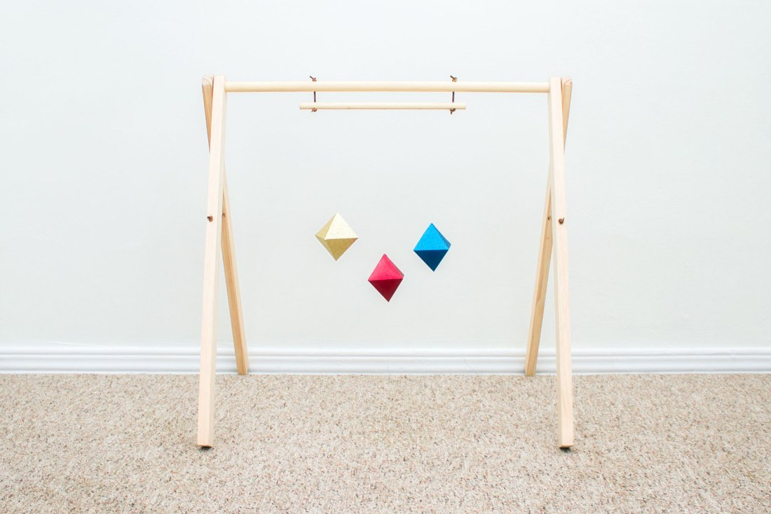 đồ chơi chuyển động hình bát diện
