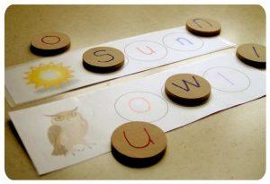 học ngoại ngữ montessori