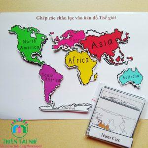 học liệu cho bé level 5 từ 5-6 tuổi - Thiên Tài Nhí