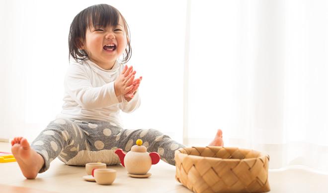 Hoạt động cho trẻ từ 12 – 18 tháng tuổi