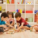 hoạt động cho trẻ từ 3 đến 6 tuổi