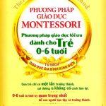 Sách phương pháp giáo dục Montessori