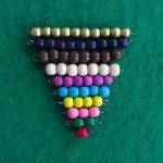 Chuỗi hạt toán học Montessori Maths Beads
