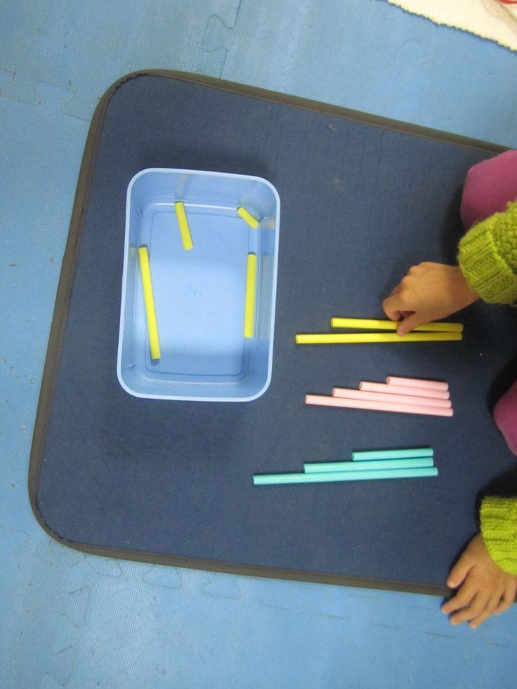 Phân loại độ dài Montessori