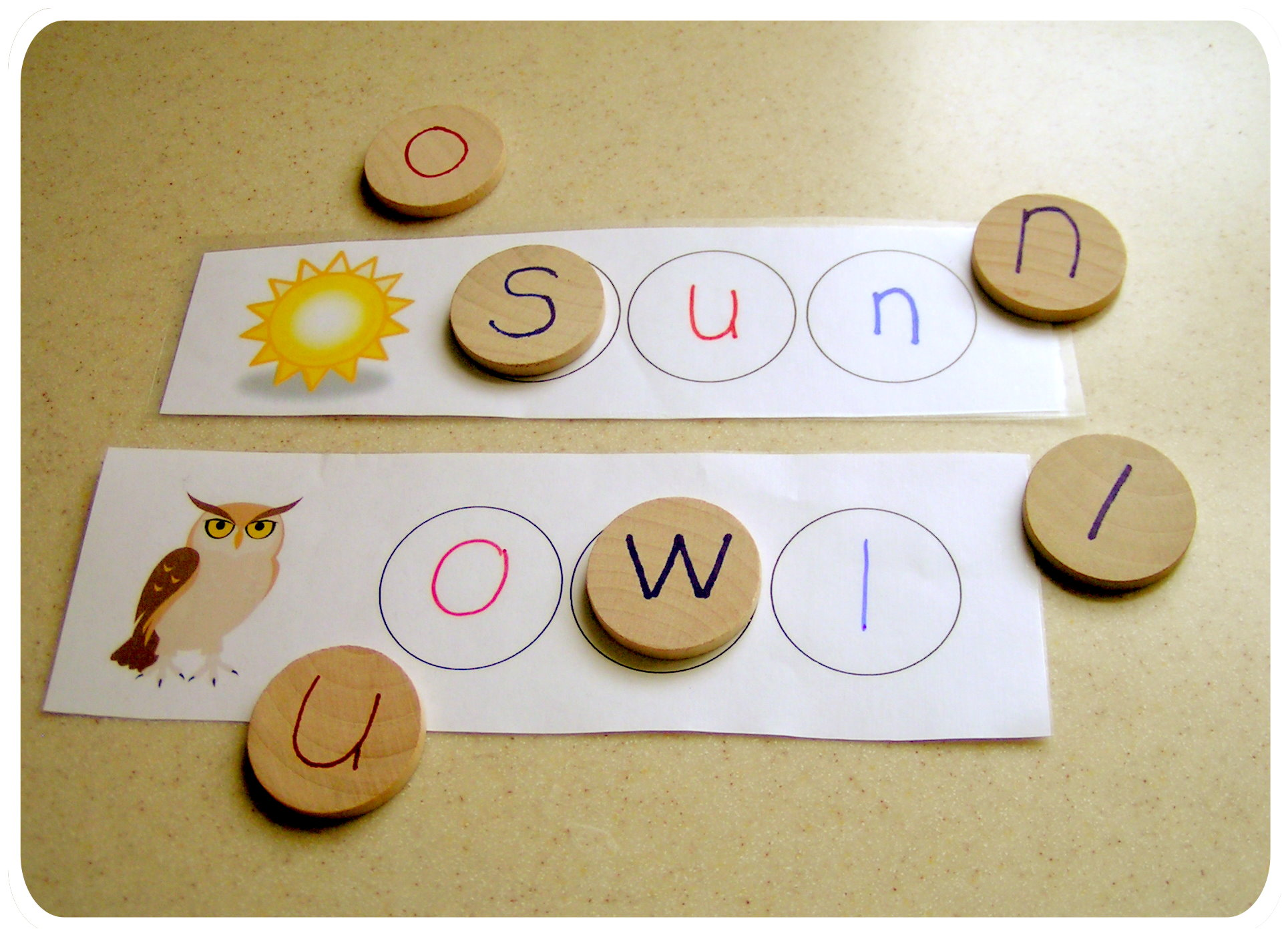 Học tiếng anh Montessori